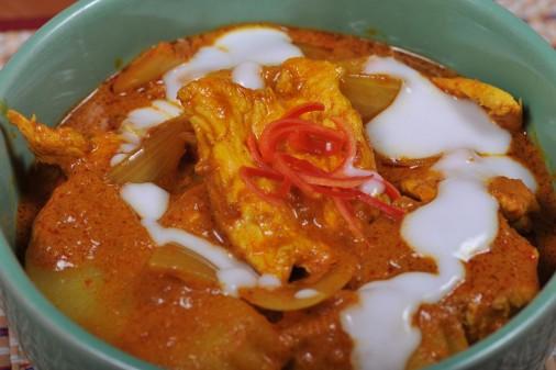 Massaman-Chicken