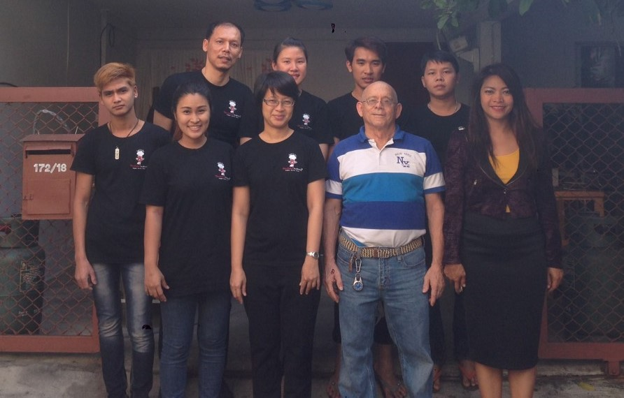 Our Chef Staff in Bangkok