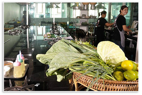 private thai cooking