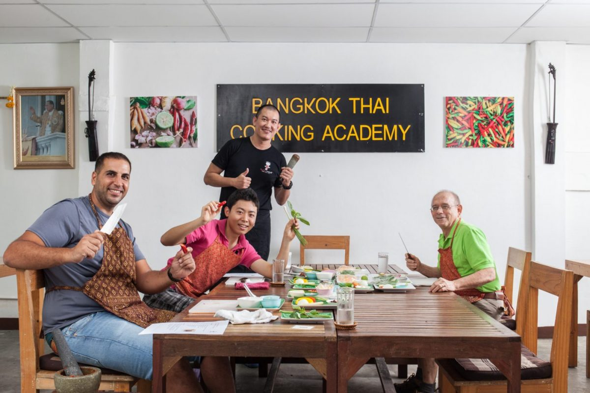 cooking school Bangkok