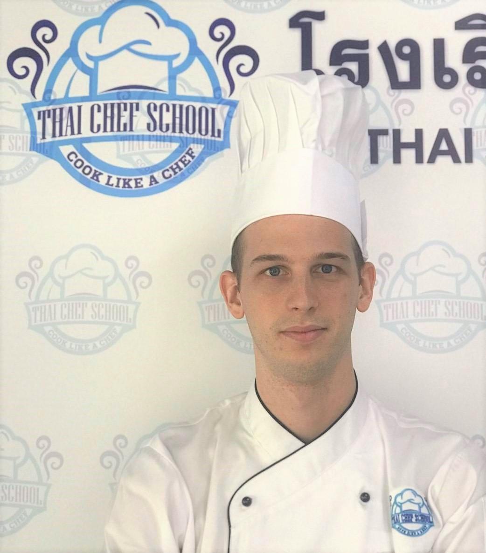 Chef Jean-Baptiste Lucas