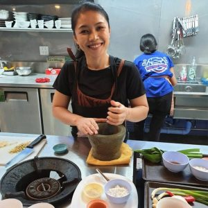 THAI STREET FOOD CLASSES