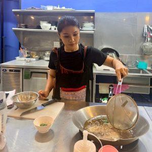THAI STREET FOOD CLASSES