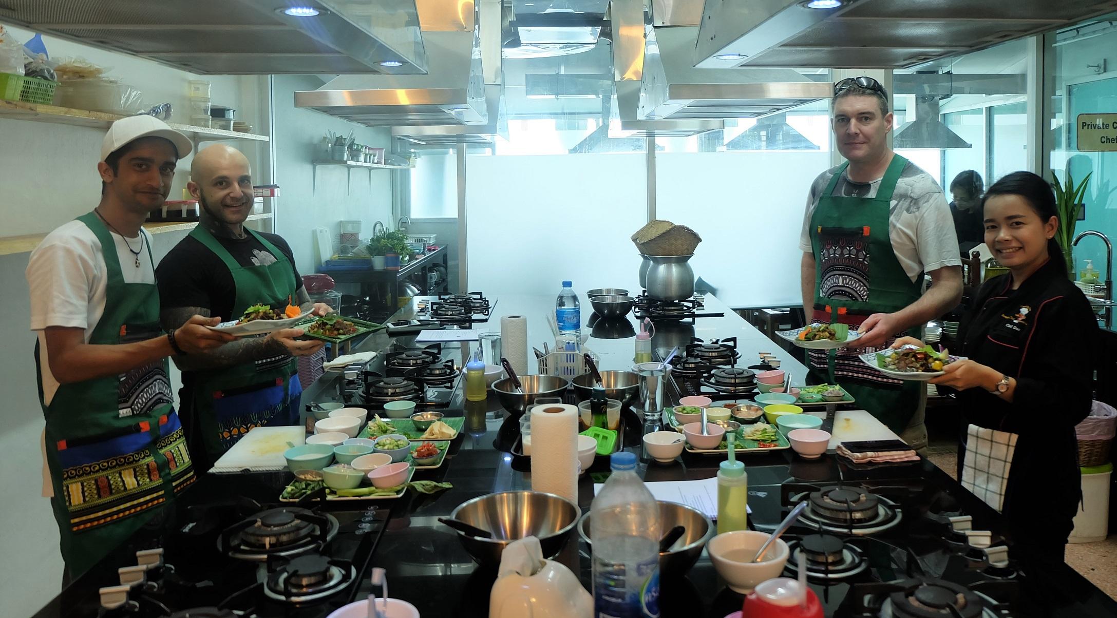 Chef Dao Private Chef Instructor