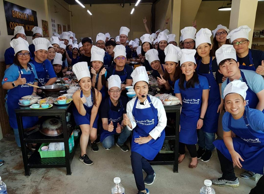 Chef Dao Team Building